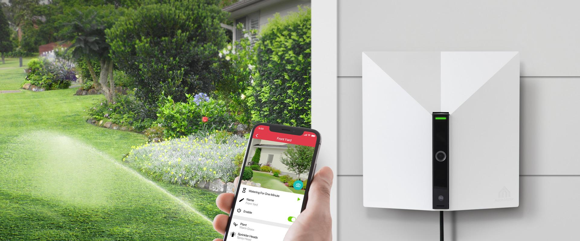 Yardian Smart Sprinkler Controller